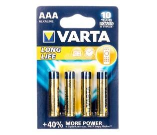 Varta Bateria AAA / R03 4szt. 1