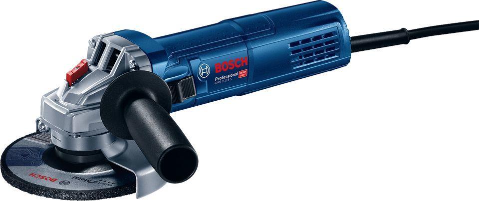 Bosch szlifierka kątowa GWS 9-125 S 900W (0.601.396.102) 1