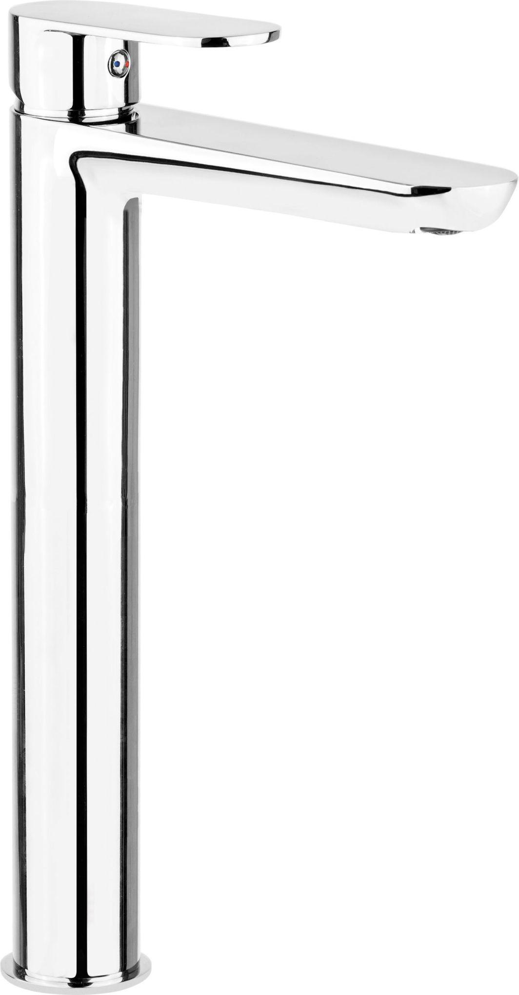 Bateria umywalkowa Deante Alpinia stojąca chrom (BGA 021K) 1
