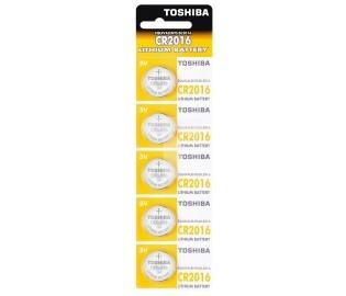 Toshiba Bateria CR2016 90mAh 5szt. 1