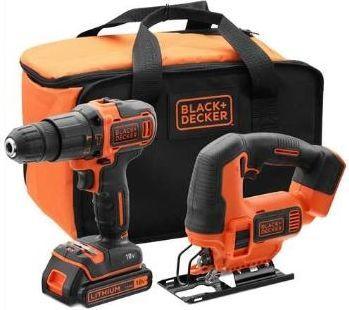 Black&Decker Zestaw Combo 18V (BCK22S1S) 1