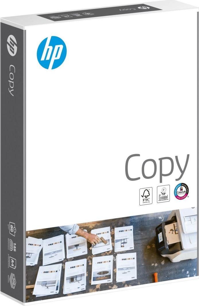 HP Copy A4 80g. 500 arkuszy 1