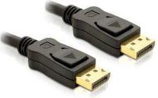Kabel Delock DisplayPort - DisplayPort 2m czarny (82585) 1