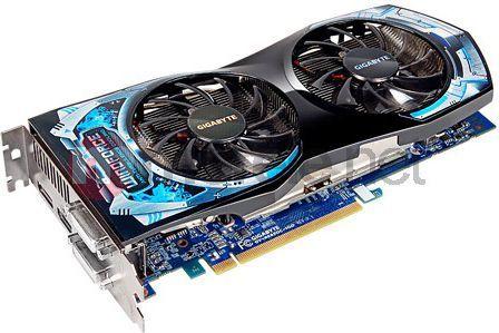 Karta graficzna Gigabyte Radeon HD6850 1024MB (GV-R685OC-1GD 1.1) 1