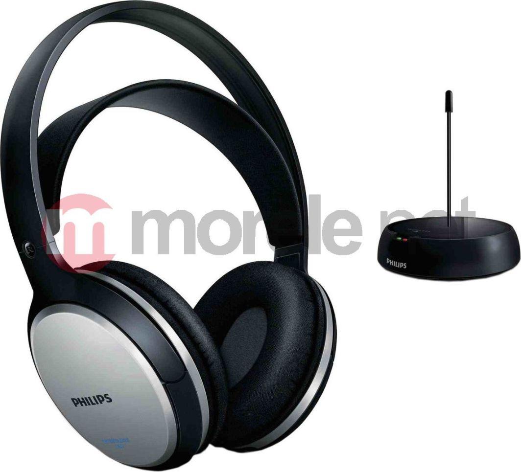 Słuchawki Philips SHC5100/10, Czarne 1
