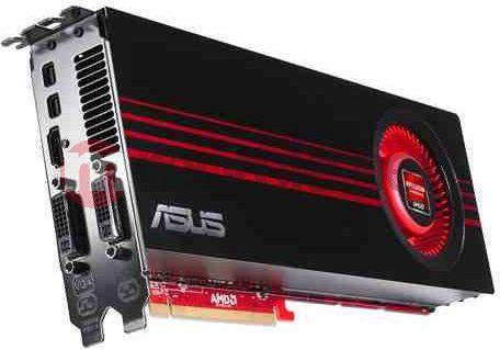 Karta graficzna Asus Radeon HD 6950 2GB GDDR5 (256bit), HDMI/Dual DVI/DP/CF, PCI-E, BOX (EAH6950/2DI2S/2GD5) 1