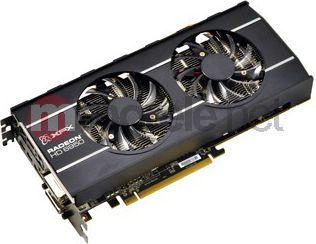 Karta graficzna XFX HD6950 Dual Heatpipe 1GB (HD-695X-ZDFC) 1