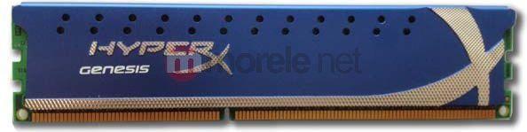 Pamięć HyperX HyperX, DDR3, 4 GB, 1600MHz, CL9 (KHX1600C9D3/4G) 1