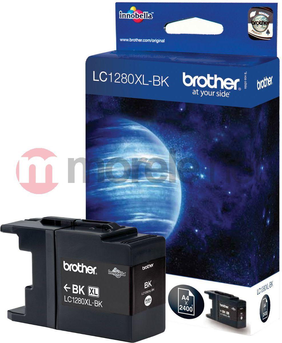 Brother tusz oryginalny LC-1280XLBK (black) 1