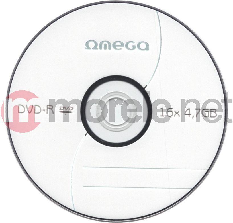 Omega DVD+R 4.7 GB 16x 25 sztuk (56820) 1