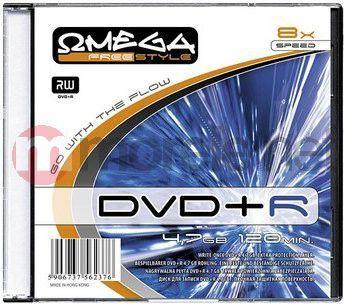 Omega FREESTYLE CD-R 700MB 52X SLIM*1 [56664] 1