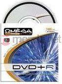 Omega FREESTYLE DVD+R 4,7GB 16X KOPERTA*1 [40214] 1