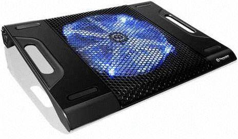 Podstawka chłodząca Thermaltake Massive 23 LX NB Cooler, 200mm fan, czrny (CLN0015) 1