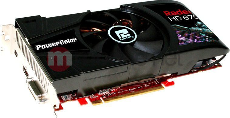 Karta graficzna Power Color Radeon HD 6790 1GB GDDR5(256bit) AX6790 1GBD5-DH 1