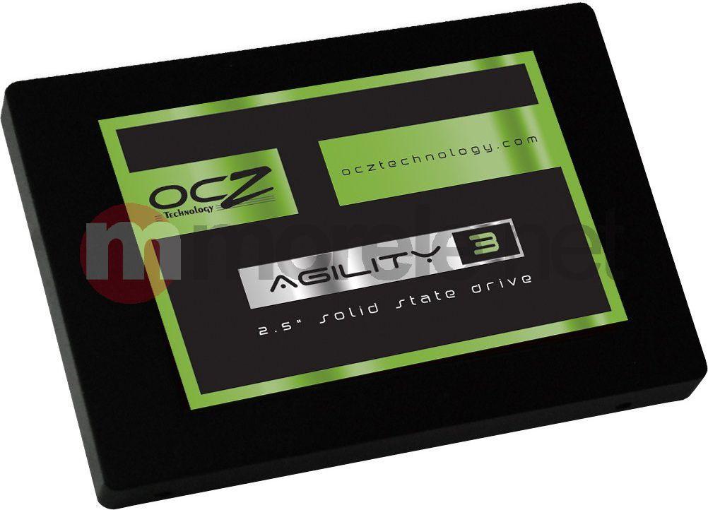 """Dysk SSD OCZ 120 GB 2.5"""" SATA III (AGT3-25SAT3-120G) 1"""
