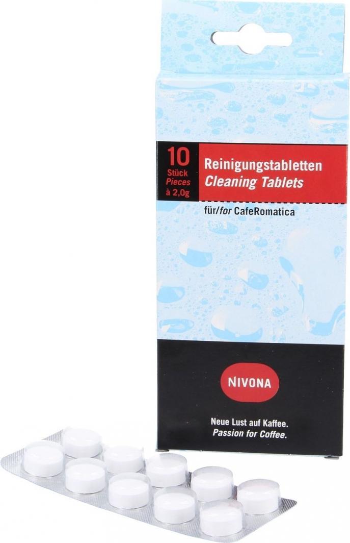 Nivona Tabletki do czyszczenia NIRT701 10szt. 1