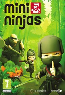 Mini Ninjas 1