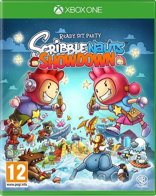 Scribblenauts Showdown Xbox One 1