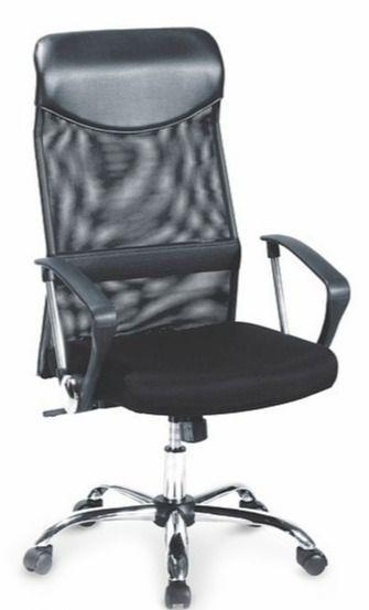 Halmar VIRE fotel czarny 1