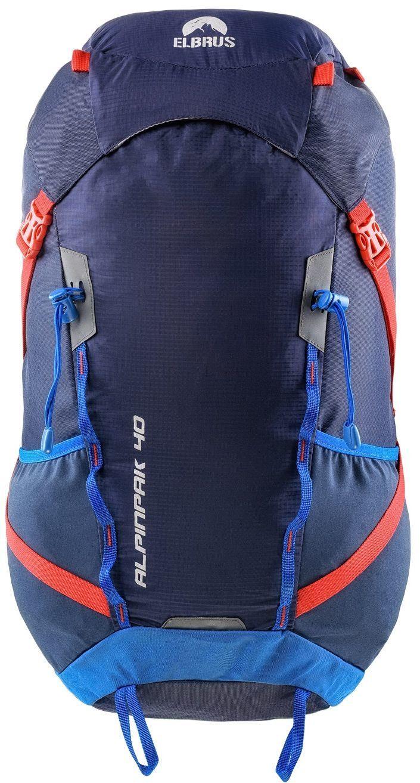 ce43500655ef6 Elbrus Plecak turystyczny Alpinpak 40L Estate Blue/ Victoria Blue/ Fiery  Red w Sklep-presto.pl