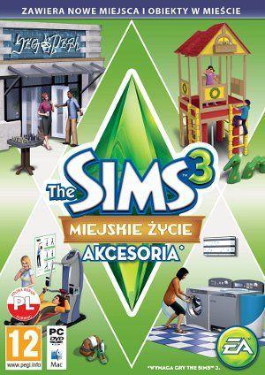 The Sims 3 Miejskie życie Esd Id Produktu 4004543