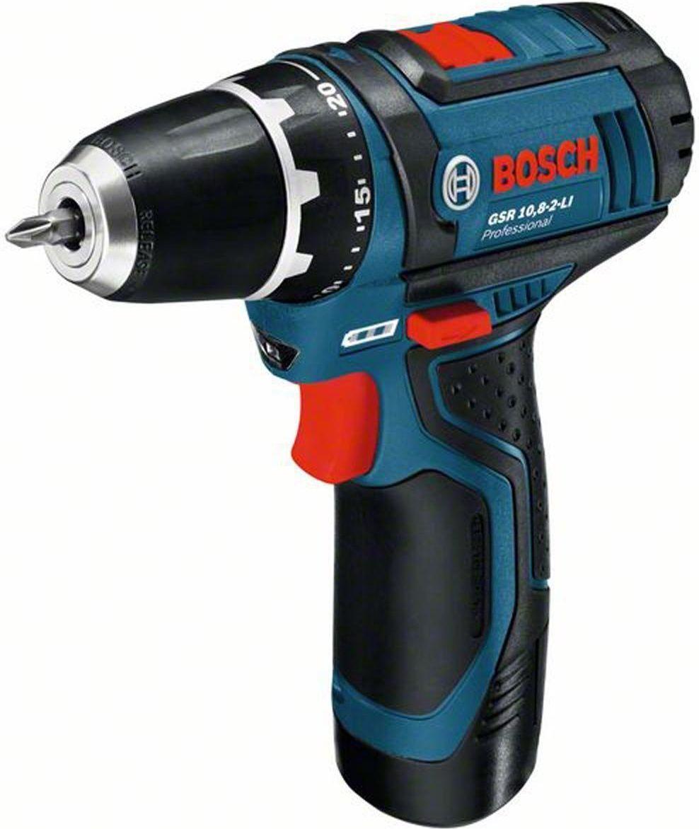 Bosch Wkrętarka bezprzewodowa GSR 10,8-2-Li (060186810D) 1