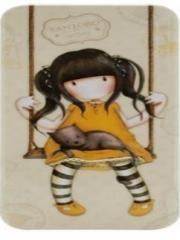 Piórnik Santoro Blaszany Ruby Yellow (273628) 1