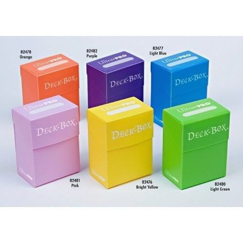 Ultra Pro Deck Box - Pink 1