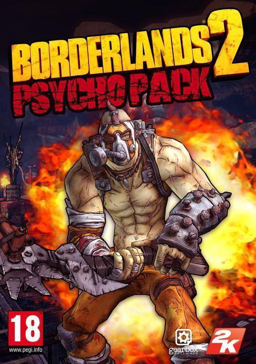 Borderlands 2 - Psycho Pack PC, wersja cyfrowa 1