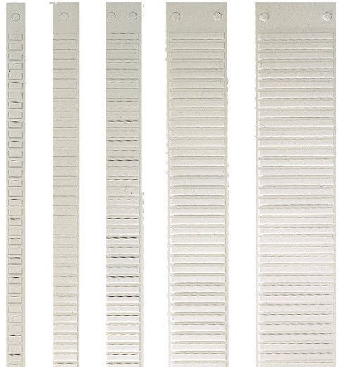 Acco Panele do planera T-card 96 mm x 655 mm 1