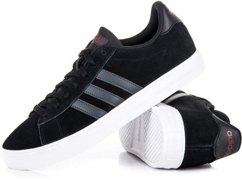 f9702865 Adidas Buty męskie DAILY 2.0 czarne r. 40 (DB0155) w Sklep-presto.pl