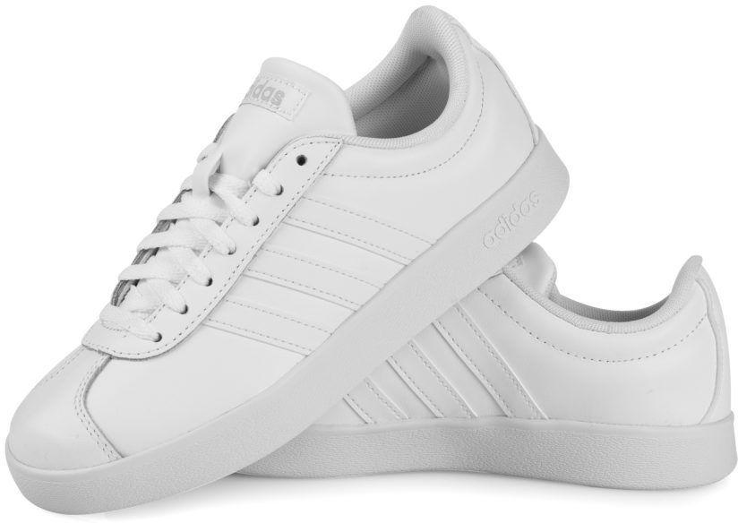 Adidas Buty damskie VL COURT 2.0 białe r. 38 23 (DB0025) ID produktu: 4013756