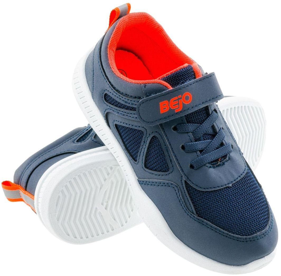 Juniorskie buty CUSTER 5933 NAVYROYA BEJO