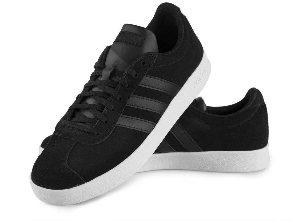 96450c5e7ce7a4 Adidas Buty męskie VL COURT 2.0 czarne r. 46 (DA9865) w Sklep-presto.pl