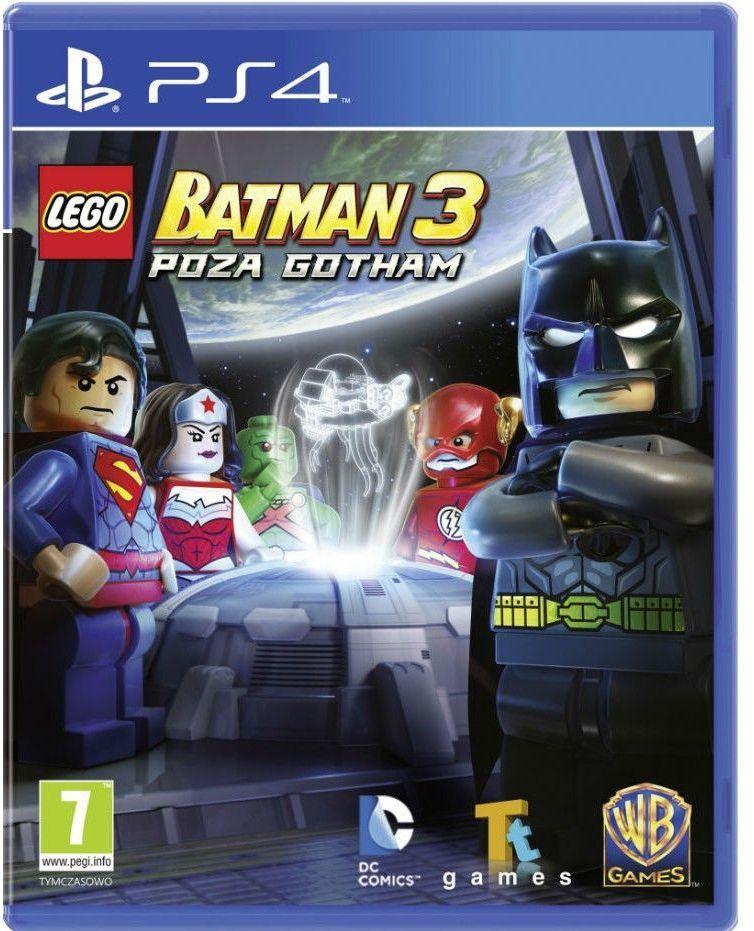LEGO Batman 3: Poza Gotham PS4 1