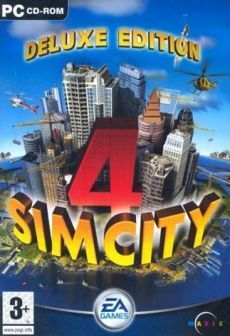 SimCity 4 Deluxe Edition PC, wersja cyfrowa 1