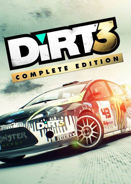 DiRT 3 - Complete Edition, ESD 1