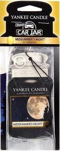 Yankee Candle Car Jar wiszący odświeżacz do samochodu Midsummer's Night 1