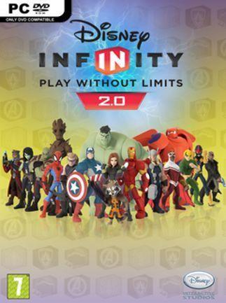 Disney Infinity 2.0: Gold Edition Steam Key PC GLOBAL 1