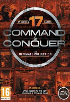 Command & Conquer Ultimate Collection PC, wersja cyfrowa  1