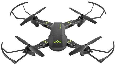 Dron UGO SIROCCO KAMERA VGA 2,4GHZ ŻYROSKOP FPV HOVERING 360 FLIP HD (UDR-1173) 1
