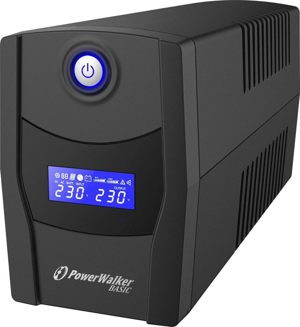 UPS PowerWalker VI 600 STL FR (10121078) 1