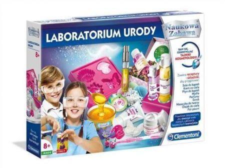 Clementoni Zestaw Kreatywny Laboratorium Urody (50521 CLM) 1