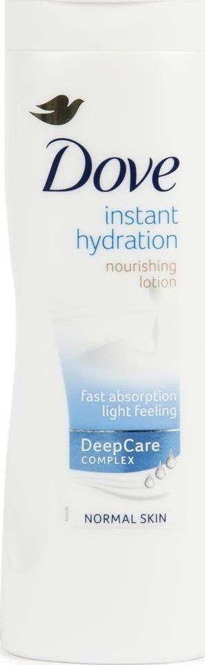 Dove  Nourishing Care Instant Hydration 400ml 1