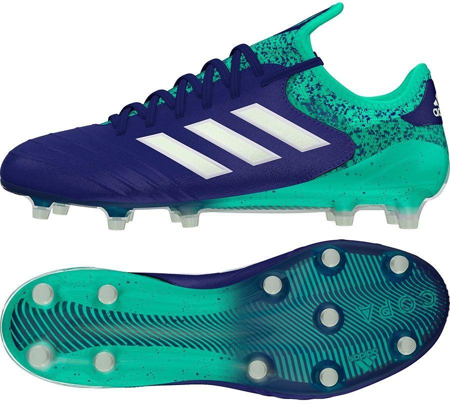 huge selection of 592d0 8d874 Adidas Buty piłkarskie Copa 18.1 FG zielone r. 42 (CM7664)