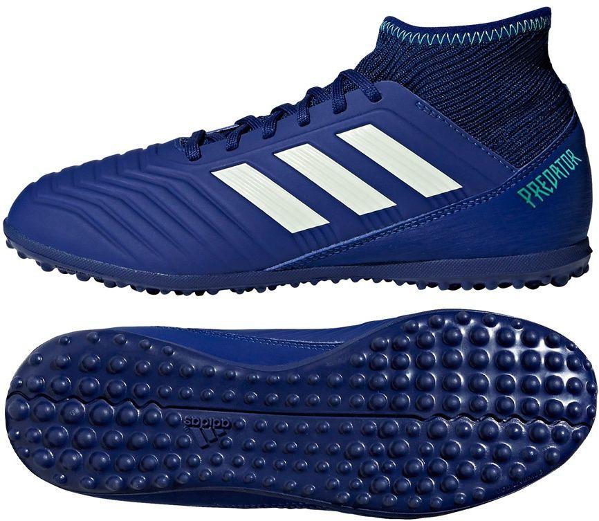Adidas Buty piłkarskie Predator Tango 18.3 TF niebieskie r. 32 (CP9042) 1