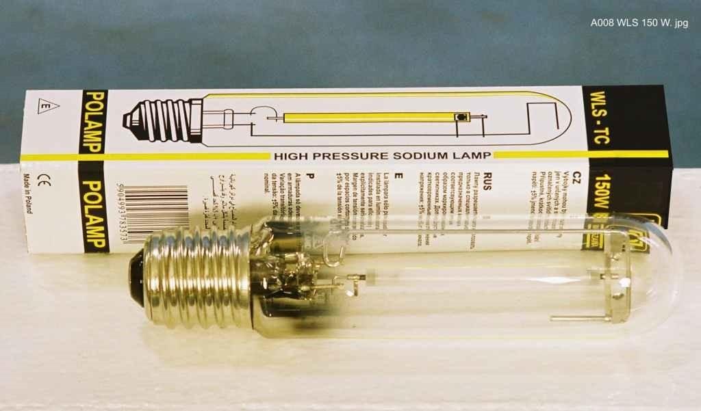 Polamp Lampa sodowa E40 150W (5904993783573) 1
