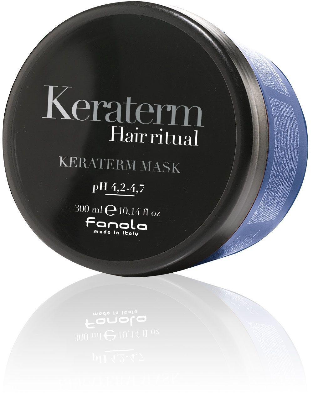 Fanola Maska do włosów Keraterm 300 ml (86580) 1