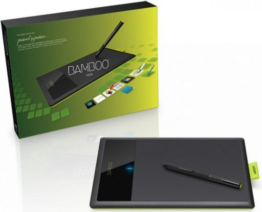 Tablet graficzny Wacom Bamboo3 Pen (CTL-470K-RUPL) 1