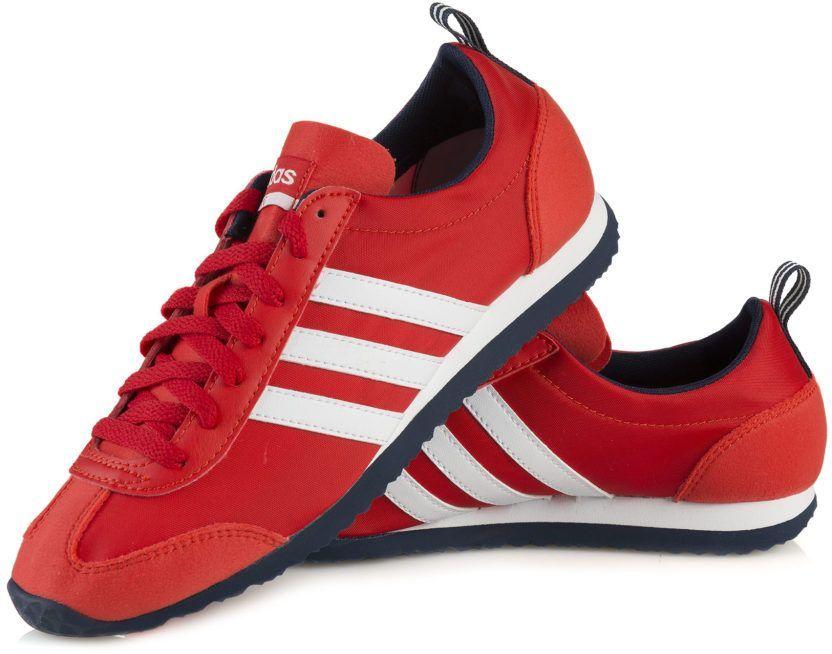 Adidas Buty męskie VS Jog czerwone r. 39 13 (DB0463) ID produktu: 4047491